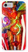 American Dream Metamorphosis IPhone Case by Shakti Brien
