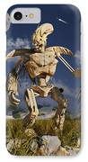 An Advanced Robot On An Exploration IPhone Case by Stocktrek Images