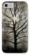 Ancient Tree IPhone Case by Terry Rowe