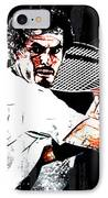 Andy Murray IPhone Case by The DigArtisT