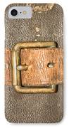Antique Strap IPhone Case by Tom Gowanlock