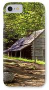 Appalachian Mountain Log Cabin IPhone Case by Paul W Faust -  Impressions of Light