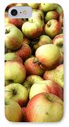 Apples IPhone Case by Olivier Le Queinec