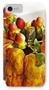 Arrangement On Squash 2 IPhone Case by Sarah Loft