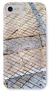 Art In The Street 3 IPhone Case by Carol Leigh