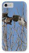 Attack IPhone Case by Ernie Echols