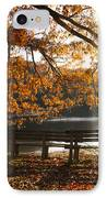 Autumn Beauty IPhone Case by Debra and Dave Vanderlaan