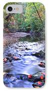 Autumn Begins IPhone Case by Frozen in Time Fine Art Photography