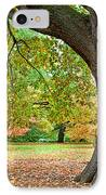 Autumn IPhone Case by Dave Bowman