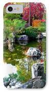Autumn Dream IPhone Case by Carol Groenen