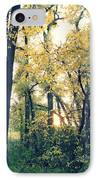 Autumn Evening IPhone Case by Jessica Myscofski
