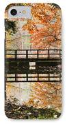 Autumn Pleasure IPhone Case by Christina Rollo