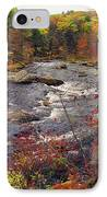 Autumn River IPhone Case by Joann Vitali