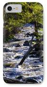 Babbling Brook IPhone Case by Bill Cannon