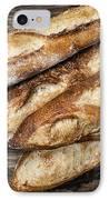 Baguettes Bread IPhone Case by Elena Elisseeva