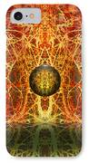 Ball And Strings IPhone Case by Otto Rapp