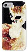 Ballerina 2 IPhone Case by Sarah Loft