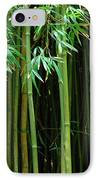 Bamboo Forest Maui IPhone Case by Bob Christopher