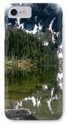 Baranof Lake IPhone Case by Robert Bales