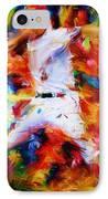 Baseball  I IPhone Case by Lourry Legarde
