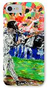 Bases Loaded  IPhone Case by Mark Moore