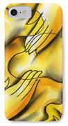 Belief IPhone Case by Leon Zernitsky