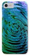 Bermuda Blue IPhone Case by Michael Durst