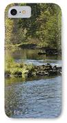 Big Trout Waiting IPhone Case by Mark Messenger