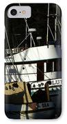 Blue Pacific IPhone Case by Bill Gallagher