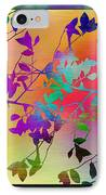Branches In The Mist 22 IPhone Case by Tim Allen