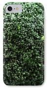 Broccoli IPhone Case by John Rizzuto