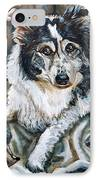 Brody IPhone Case by Shana Rowe Jackson