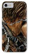 Buckskin IPhone Case by Nadi Spencer