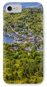 Camden Harbor View IPhone Case by Susan Cole Kelly