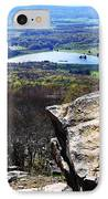 Canaan Valley From Valley View Trail IPhone Case by Thomas R Fletcher