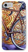 Cannondale IPhone Case by Mark Howard Jones