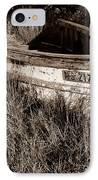 Cape Cod Skiff IPhone Case by Luke Moore
