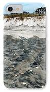 Cape May Beach Colors IPhone Case by John Rizzuto