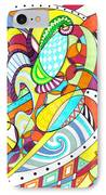 Carnival  IPhone Case by Shawna Rowe