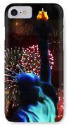 Celebrate America IPhone Case by Simon Wolter