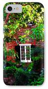 Charleston's Charm And Hidden Gems  IPhone Case by Susanne Van Hulst