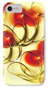 Cherry Jelly IPhone Case by Anastasiya Malakhova