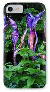 Chihuly Woods IPhone Case by Diana Powell