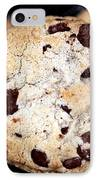 Chocolate Chip Cookies IPhone Case by John Rizzuto