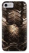 Chromium IPhone Case by Kim Sy Ok