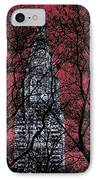 Chrysler Building 8 IPhone Case by Andrew Fare