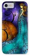 Cinderella IPhone Case by Mandie Manzano
