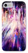 City Nights City Lights IPhone Case by Rachel Christine Nowicki