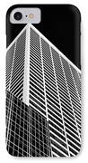 City Relief IPhone Case by Dave Bowman