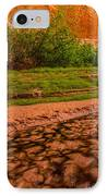 Colorful Streambed - Coyote Gulch - Utah IPhone Case by Gary Whitton